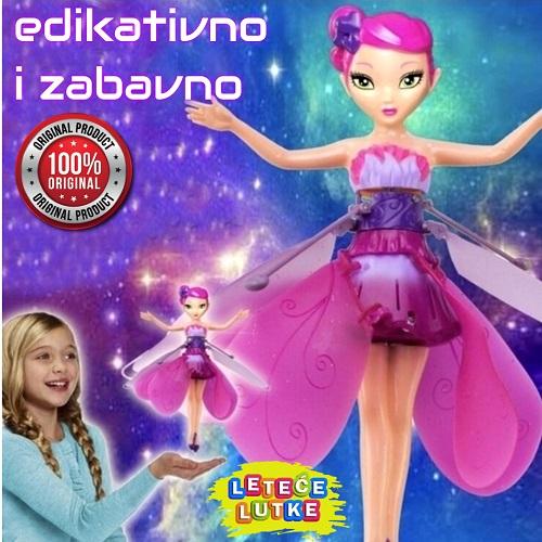 leteća princeza i lutke