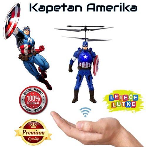 leteći kapetan amerika