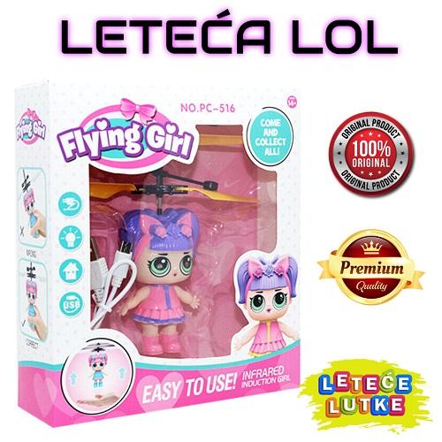 leteća lol lutka
