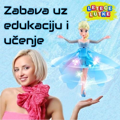 leteća princeza