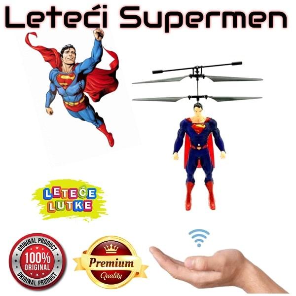leteći supermen