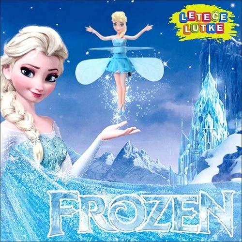 leteća frozen elsa